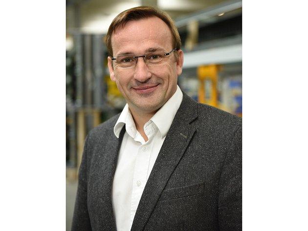 Ing. Robert Selzer, ředitel SSI Schäfer v Hranicích