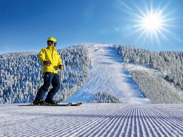 Top horský resort Dolní Morava