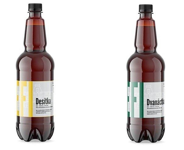 EFI Desítka a Dvanáctka, řemeslné pivo