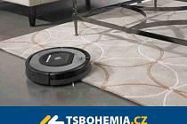 Robotický vysavač iRobot Roomba 774 je moderní pomocník od každé domácnosti