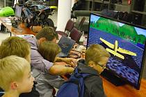 Invent Arena v Třinci nabídne ukázku virtuálního létání větroně i boeingu