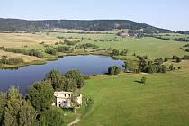 Blažejský rybník - naučná stezka sv. Blažeje a Třebouňský vrch