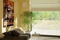 Jednoduchý elegantní design zapadne do každého interiéru.