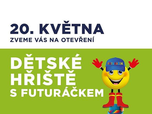 20.května otevíráme dětské hřiště
