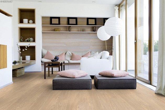 Vinylové dílce jsou stálicí na nebi vinylových podlah. Řada Gerflor CREATION nabízí komplexní řešení pro téměř každý interiér.