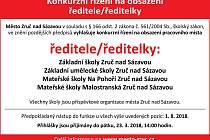 Město Zruč nad Sázavou.