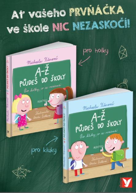 Ať vašeho PRVŇÁČKA ve škole NIC NEZASKOČÍ! - Reklama Deník 222d1c12d6