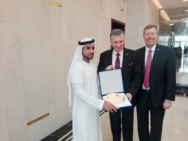 Moravskoslezský kraj navázal spolupráci se Spojenými arabskými emiráty