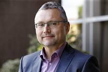 Ing. Petr Čermoch, ředitel regionálního zastoupení Metrostavu v Karlovarském kraji