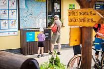 Projekt Čistý festival se tentokrát přesunul kvůli epidemiologickým opatřením hlavně do přírody – do tuzemských horských středisek.