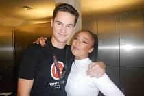 Daniel Hampel s Nicole Winhoffer