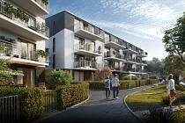 Tuchoměřické zahrady - rodinné byty u Prahy 6 od developera GARTAL