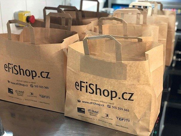 eFiShop.cz, obchod j jídlem a nápoji