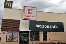 Restaurace McDonald's v Kladně