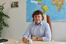 Zdeněk Kohout - jednatel firmy Strojírny Kohout