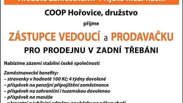 COOP Hořovice, družstvo