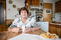 Jarmilu Burešovou  odstavila chřipka od běžného života na víc než dva týdny.