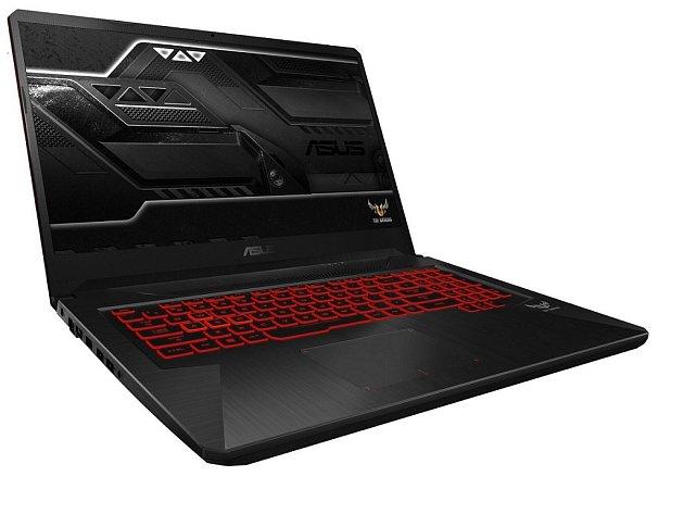 TUF Gaming je špičkový notebook, který zaujme impozantním designem a odolností.
