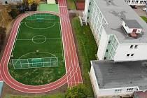 Nové školní hřiště pro ZŠ 1.máje v Havířově
