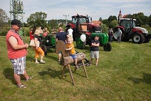 Farmářské slavnosti ve Vernéřovicích