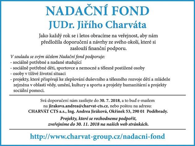 Nadační fond JUDr. Jiřího Charváta