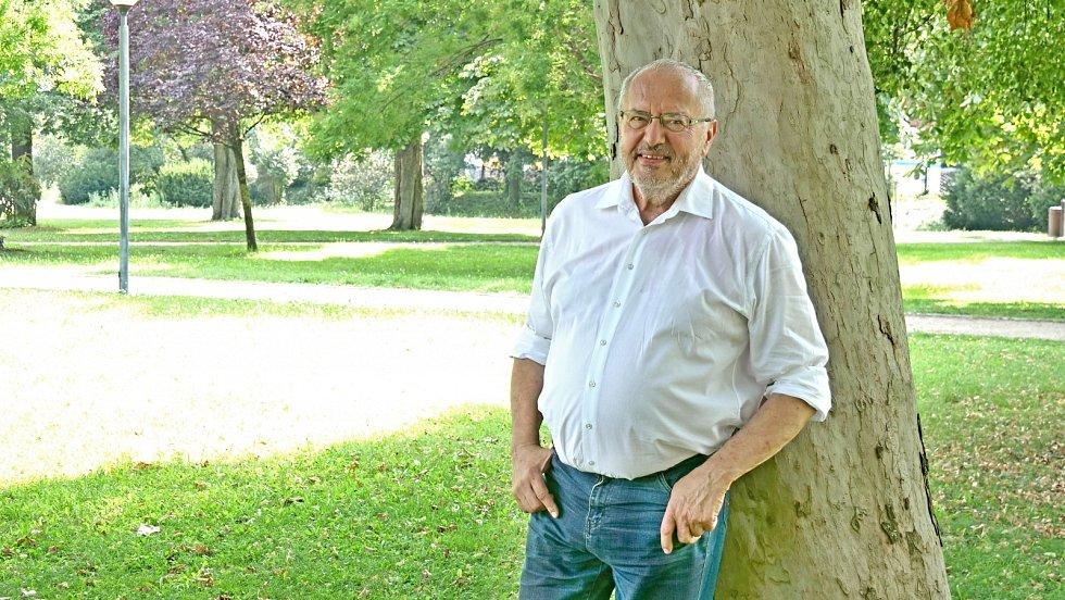 Karel Rais, emeritní rektor Vysokého učení technického v Brně