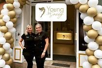 Salon Young & Sassy v Ostrožné ulici 14 v Opavě