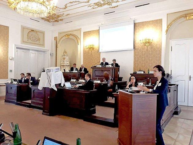 Zahraniční experti v rámci konference na půdě parlamentu potvrdili, že proces plánování výstavby hlubinného úložiště představuje běh na dlouhou trať v řádu desítek let.
