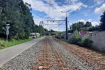 Tramvajová trať spojuje Libercem a Jabloncem nad Nisou od roku 1955 a je nejdelší meziměstskou tratí v Česku