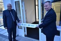 WEFA Bohemia se chlubí novou administrativní budovou