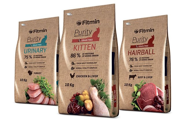 Fitmin Purity Cat.