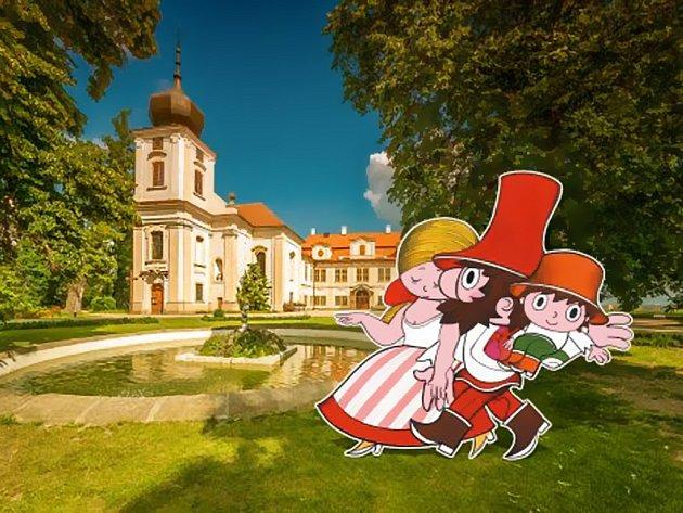 Pohádkové léto v zámku Loučeň