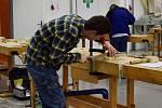 •Škola v Ústeckém kraji s tradičními řemesly a studijními obory