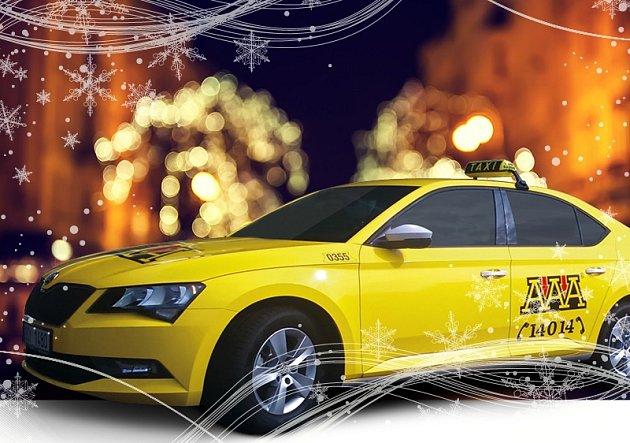 AAA Taxi – největší pražská taxislužba