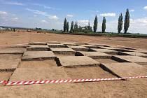 Záchranný archeologický výzkum na D11