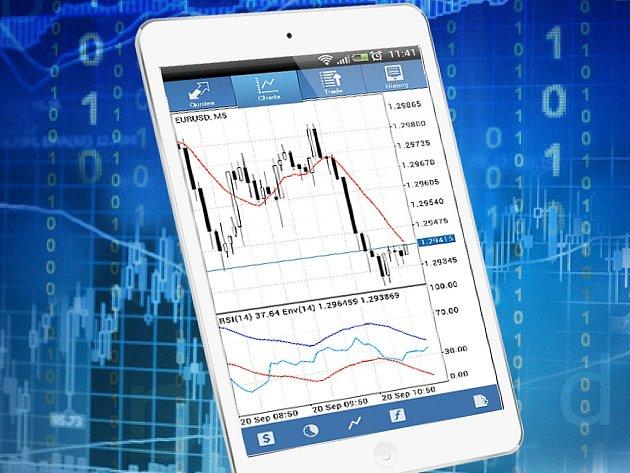 V investiční soutěži se můžete naučit obchodovat na finančních trzích.
