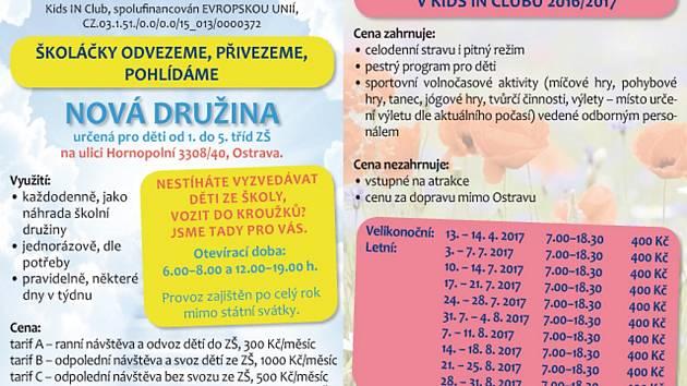 IN Školka v Ostravě.