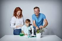 VIDA! nabízí návody na pokusy na doma, které si užije celá rodina.