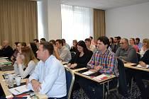 Výuka programu MBA na ESBM