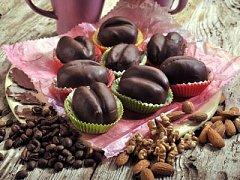 Kávová zrna