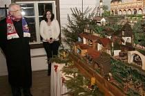 Frintův betlém v Hlinsku
