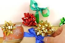Jak balit dárky