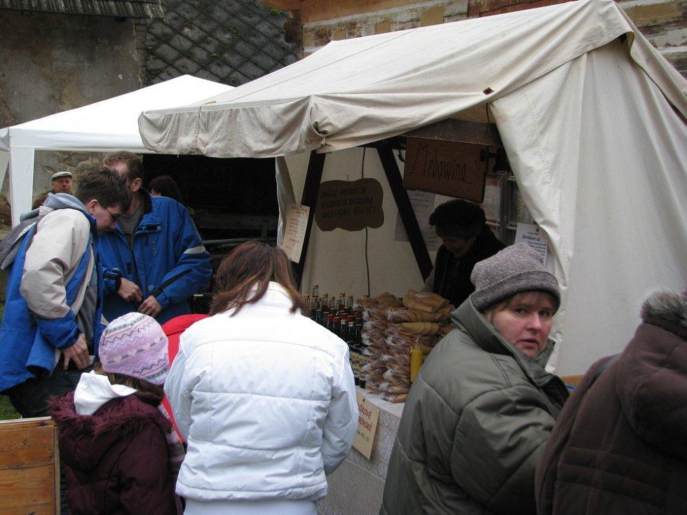 Adventní sobota na Hamousově statku