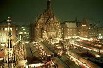 Vánoční trh v Norimberku