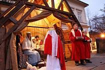 Živý betlém se objeví na Litoměřicku 23. prosince.