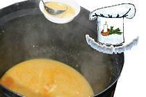 Polévky: Vánoční  rybí