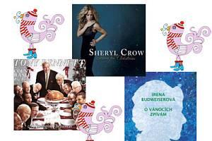 Tony Bennett, Sheryl Crow a Irena Budweiserová vydávají vánoční alba