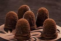 Včelí úly s ořechovým likérem
