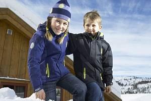 Zimní móda pro děti