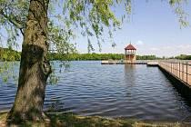 Kamencové jezero se bude opravovat za provozu